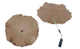 Univerzális napernyő babakocsihoz - Bézs