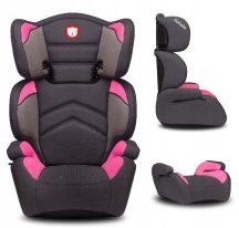 Lionelo Lars autósülés 15-36kg - Candy pink