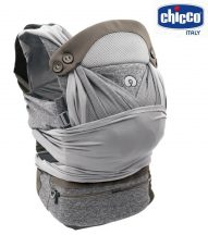 Chicco Boppy Adjust ComfyFit hordozókendő  0h + Pearl