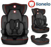 Lionelo LEVI ONE 9-36kg biztonsági autósülés - Sport black