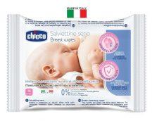 Chicco melltörlőkendő szoptatás előtt -és után - 16 db