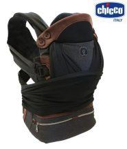 Chicco Boppy Adjust ComfyFit hordozókendő  0h + Charcoal