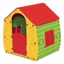 Starplast  gyermek játszóház  sárga/zöld