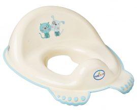 Tega Baby WC szűkítő - krém kutya&cica