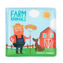 Canpol puha sípoló könyv - Farm animals