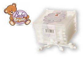 Baby Bruin Biztonsági fültisztító 56 db-os