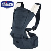 Chicco Hip Seat bébihordozó merev csípőülőkével  0h + Denim