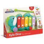 Clementoni - dinoszauruszos színes xilofon