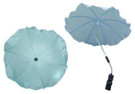 Univerzális napernyő babakocsihoz - Világoskék