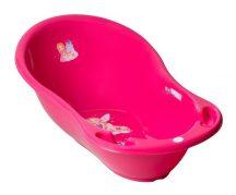Little Princess mintás babakád 86 cm - pink