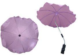 Univerzális napernyő babakocsihoz - lila