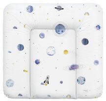 Puha pelenkázó lap 75*72 cm - Denim Style Boho blue