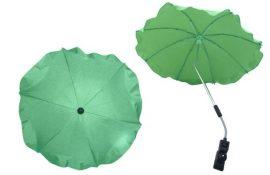 Univerzális napernyő babakocsihoz - Zöld