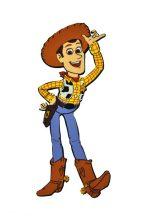 Disney Toy Story habszivacs fali dekoráció - Woody