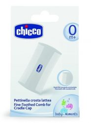 Chicco koszmó kefe - újszülött fejtető tisztításhoz