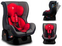 Lionelo Liam Plus 0-18 kg biztonsági autósülés - Carmine Red