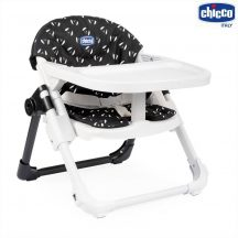 Chicco Chairy 2in1 székmagasító ülőke és kisszék -  Sweetdog fekete