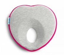Sensillo laposfej elleni párna - szürke/magenta