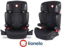 Lionelo Hugo ISOFIX autósülés 15-36 kg fekete