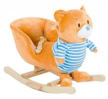 Teddy Macis hintaló üléssel, hanggal