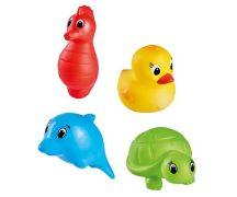 Water Fun vizet spriccelő állatok 4 féle változatban