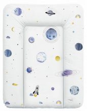 Puha pelenkázó lap 50*70 cm -  Watercolor World Universe