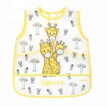 BabyOno tépőzáras,fólia előke 12+ Giraffe