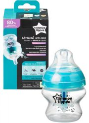 Tommee Tippee Closer To Nature Anti-Colic+ 150ml cumisüveg - 0+